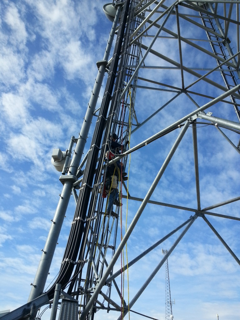 competent climber, cell tower certification, cell tower certs, tower certification,