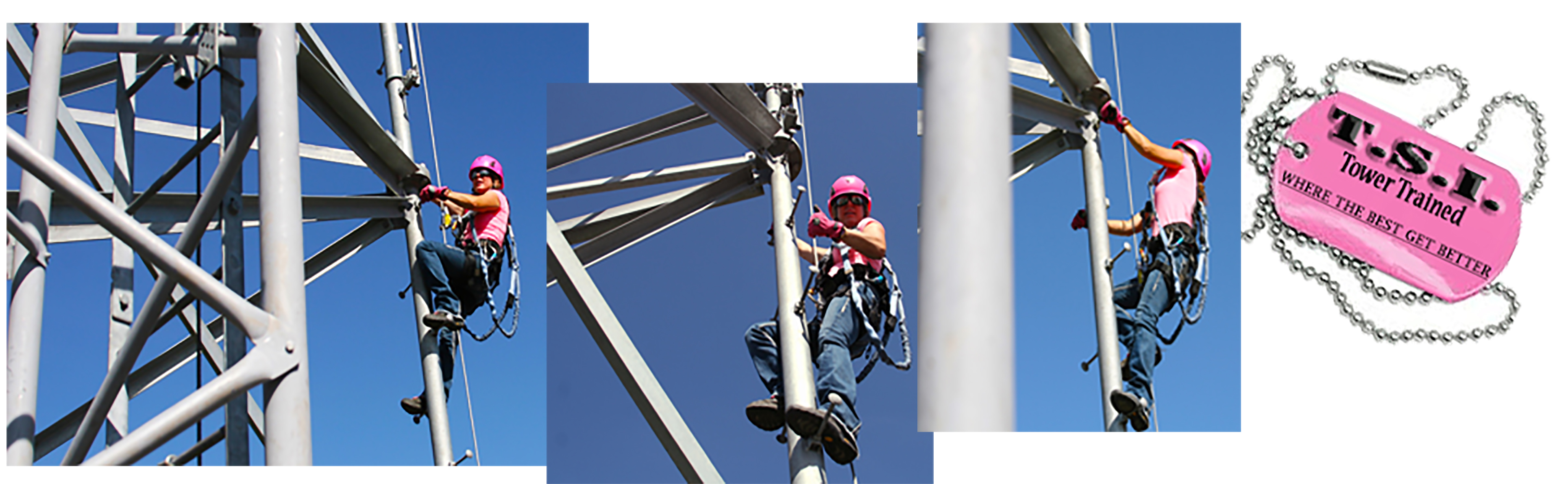 Kathy Brand_tower safety and rescue climber
